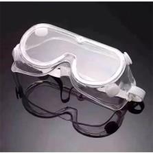 护目镜可用劳保防唾沫飞溅 防雾飞尘护眼 摩托骑行防护眼镜 全方位透明防雾款护目镜(因特殊时期避免二次传播,佩戴后不退换)
