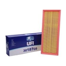 【长寿命低阻流】欧菲/UFI 高性能 空气滤清器 30.187.C0