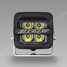 日本IPF   原装进口 s-632 方形2英寸LED辅助灯具【一对装】