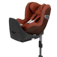 cybex赛百适 sirona Z plus 0-4岁 360°分体式旋转安全座椅 秋叶金
