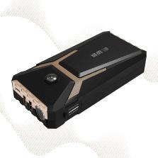 途虎王牌 汽车应急启动电源9000毫安 T07基础版配标准夹