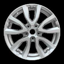 丰途严选/HG0493 17寸 日产奇骏原厂款轮毂 孔距5X114.3 ET45银色涂装