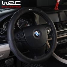 WRC真皮简约款方向套 黑色
