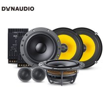 免费安装 丹拿DYNAUDIO ESOTAN 232 汽车音响改装 两分频套装+650x同轴六喇叭套餐
