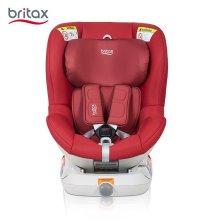 宝得适/Britax 首卫者 儿童安全座椅 isofix 0-4周岁 (热情红)