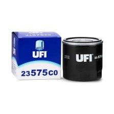 【20μm级精密过滤】意大利 欧菲/UFI 高性能长效型 机油滤清器 23.575.C0