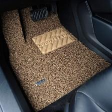 固特异飞足系列5座薄款丝圈三件套专车专用脚垫 17mm厚度【时尚米粽】