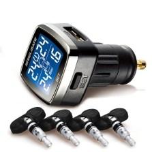 【包安装】铁将军 无线胎压监测器 智感860N 内置款