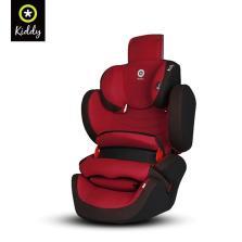 德国Kiddy/奇蒂 护航者系列 儿童汽车安全座椅 9个月-12岁 前置护体【红色】送车载香水