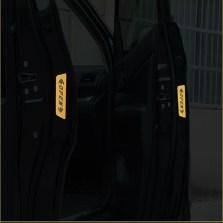 车洁邦/CheJieBang 车门OPEN安全反光警示贴
