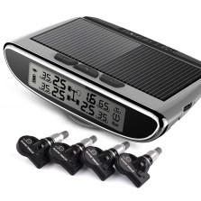 【包安装】铁将军胎压监测器 智感960N 太阳能内置款(钛空灰)