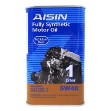 爱信/AISIN 全合成润滑油 SN/CF 5W-40 1L EGEN-0541S