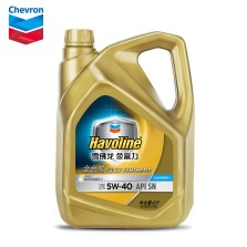 【品牌直供】雪佛龙/CHEVRON 金富力 SN 5W-40 全合成机油 4L