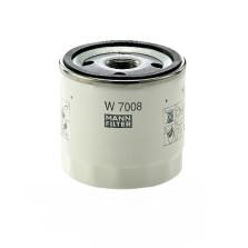 曼牌/MANNFILTER 机油滤清器 W7008