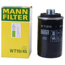 曼牌/MANNFILTER 机油滤清器 W719/45