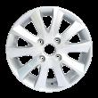 丰途严选/HG5001 15寸低压铸造轮毂 孔距4X114.3 别克凯越原厂款