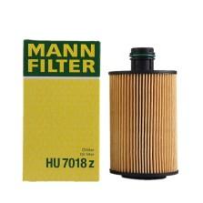 曼牌/MANNFILTER 机油滤清器 HU7018Z