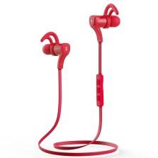 【新品】漫步者EDIFIER W288BT 无线蓝牙运动耳机 立体声高保真蓝牙耳塞【红色】