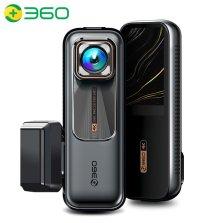 360行车记录仪K980高清夜视2160P内置64G存储GPS电子狗