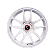 丰途/FT504 16寸低压铸造轮毂 孔距5X114.3  白色涂装