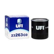 【20μm级精密过滤】意大利 欧菲/UFI 高性能长效型 机油滤清器 23.263.C0