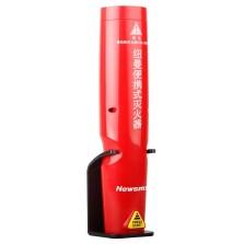 纽曼 K100 气溶胶灭火器 车用家用便携手持式灭火器 红色