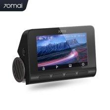 70迈智能行车记录仪A800 4K高清内置电子狗ADAS语音声控导航单镜头