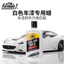 Formula1/芙美乐 美国原装进口  车漆修复增色蜡473mlF1【液蜡白色】
