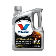 美国胜牌/Valvoline 星皇旗舰全合成机油 SP A3/B4 5W-40 4L【891402】 4L 星皇旗舰 5W-40