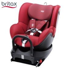 宝得适/Britax 双面骑士2 儿童安全座椅 isofix 0-4周岁 (热情红)