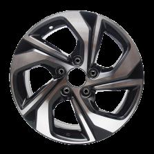 丰途严选/HG5716 16寸 本田雅阁原厂款轮毂 孔距5X114.3 ET50黑色车亮