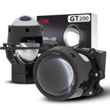 CNB GT200 双灯杯 LED大灯透镜 双LED芯组 高功率版 6000K色温 免费安装