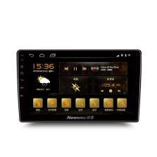 纽曼 4G版大屏智能车机导航 智能语音声控 高德地图 2.5D曲面屏+(2+32G内存)+1年流量