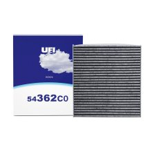 【PuraWard抗菌+活性炭】欧菲/UFI 抗病毒空调滤清器54.362.C0