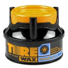 SOFT99 轮胎美化上光蜡 轮胎蜡保护蜡 含打蜡海绵 原装进口