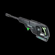 Fixnow500E手持锂电洗车机清洗机24V/180W/32BAR洗车神器睿享单电版 灰色