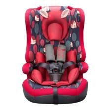贝贝卡西儿童安全座椅 9个月-12岁  LB-513 静谧丛林